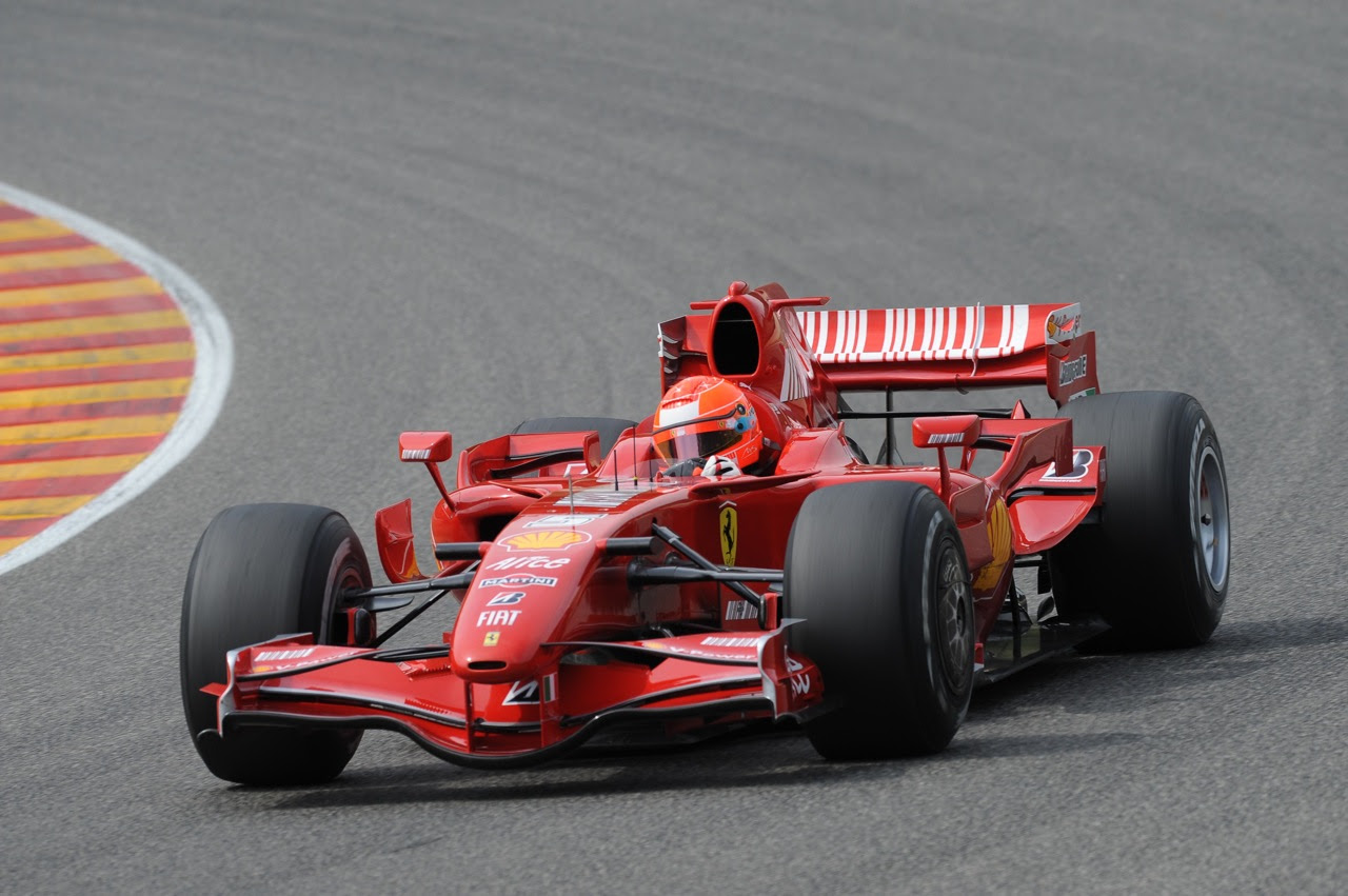 Schumacher not coming back after all - driving is a pain in the neck