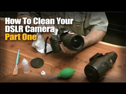 Cara Merawat dan Membersihkan Kamera Digital SLR