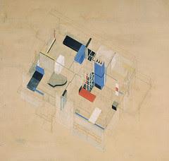 Schroder-House Floor Plan