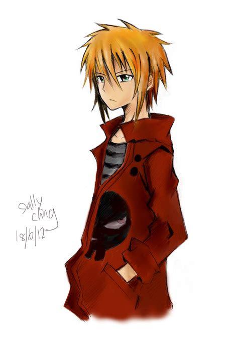 anime jacket drawing  getdrawingscom