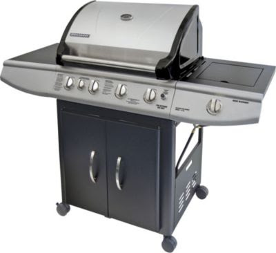 Brinkmann Pro Series 5 Burner Gas Grill ~ Outdoor Gas Grills