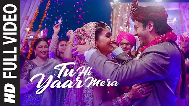 Tu hi yaar mera lyrics - Arijit singh & Neha Kakkar | lyrics for romantic song