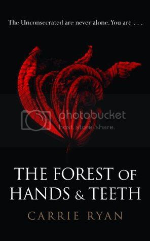 https://www.goodreads.com/book/show/3432478-the-forest-of-hands-and-teeth