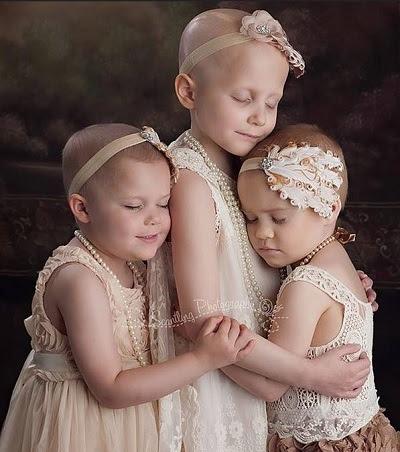 garotas com câncer
