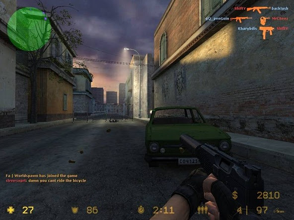 counter strike source 2.5