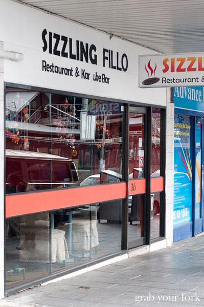 Lebanese Restaurant Kensington Church Street
