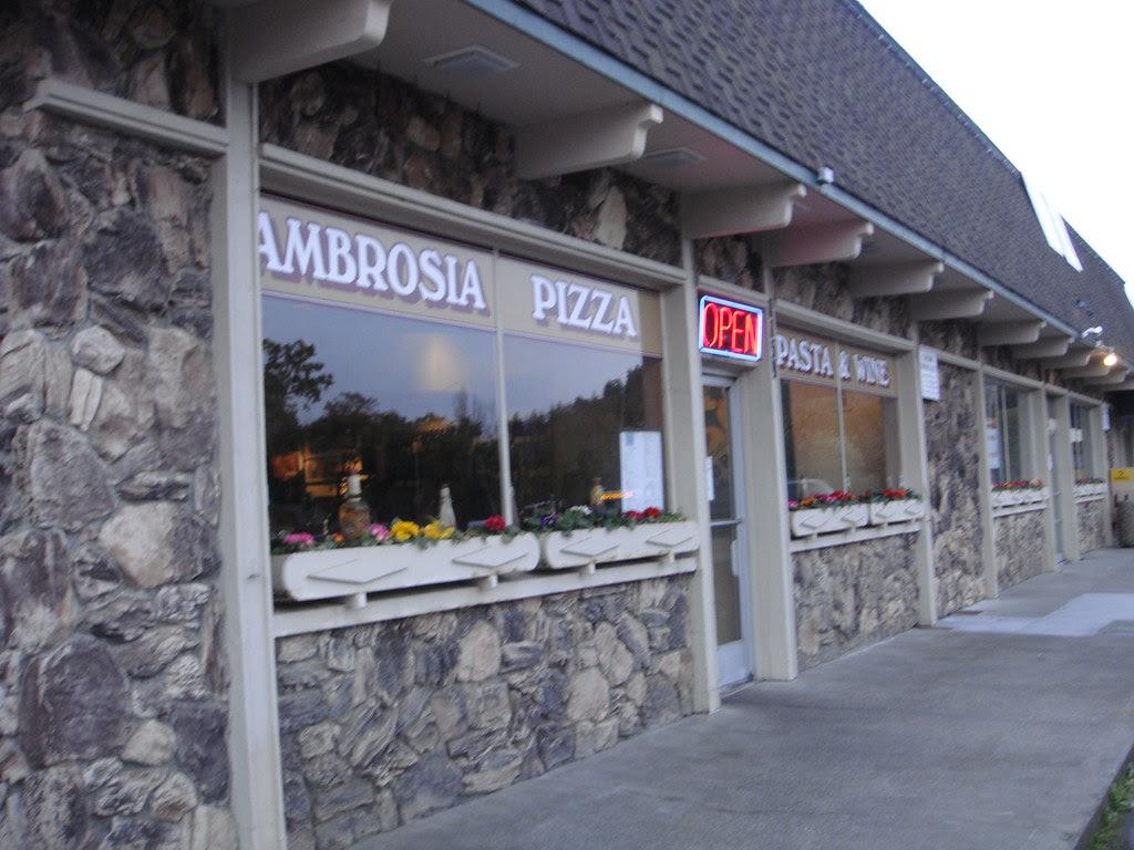 Ambrosia Pizza