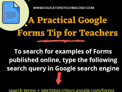 A Practical Google Forms Tip for Teachers