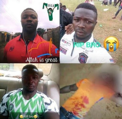 Anticult Group Member Killed In Poly Ibadan (Photos)