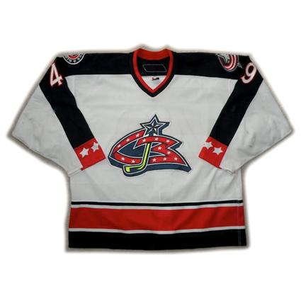 Columbus Blue Jackets jersey