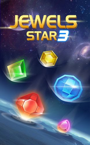 Screenshots of the Jewels star 3 for Android tablet, phone.