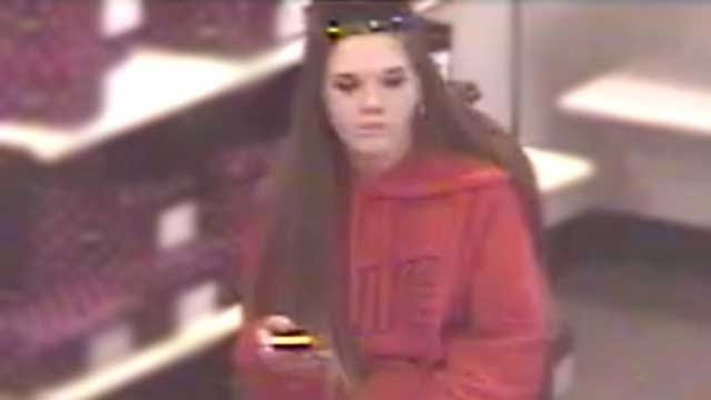 Image result for PD: Shoplifting suspect pepper-sprays security officer