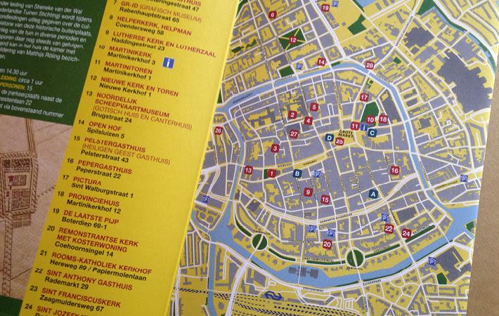 Afbeeldingsresultaat voor open monumentendag stad groningen folder