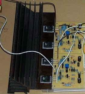 100W-khuếch đại mạch-PCB-ust