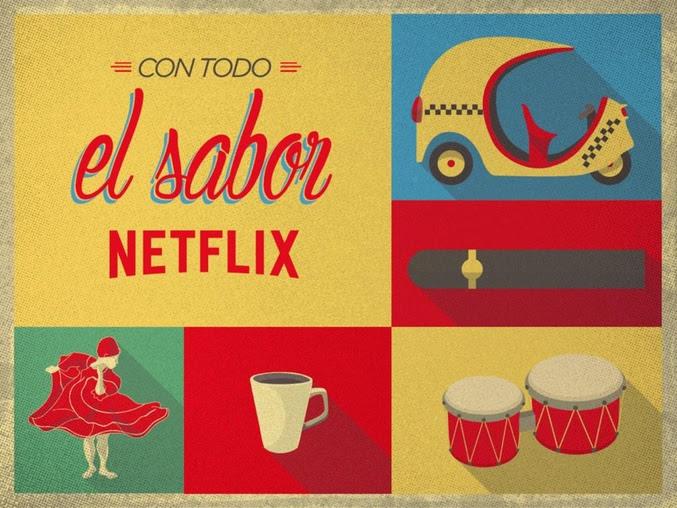 Anuncio de la llegada de Netflix a Cuba