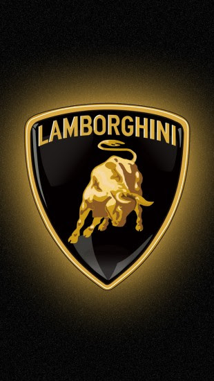 lamborghini logo wallpaper HD