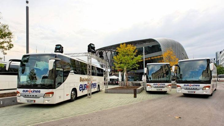 München Prag Bus