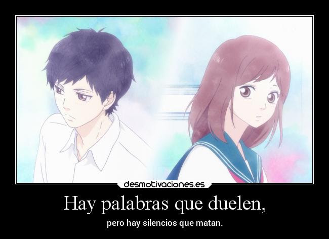 Best Imagenes De Amor Con Frases Tristes Anime Image Collection