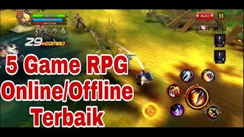 Game Rpg Android Terbaik Online