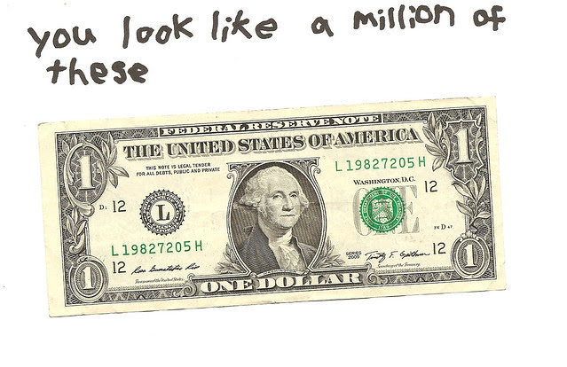 A Million Bucks Look Monday May 27 2013