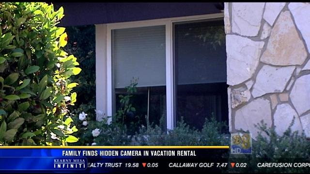 PB vacation home searched for hidden cameras - CBS News 8 ...