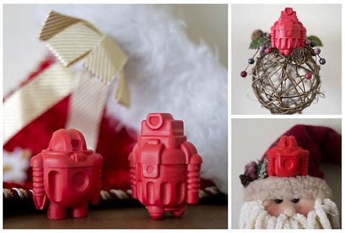 Red-Robotones