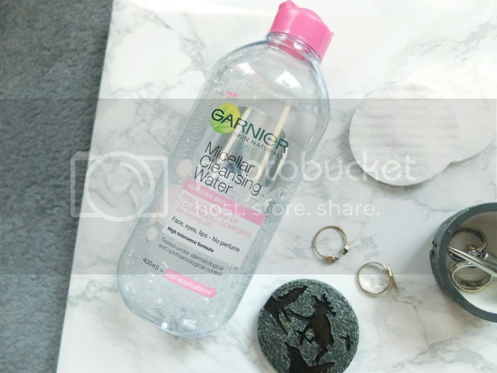 Garnier Micellar Cleansing Water for sensitive skin