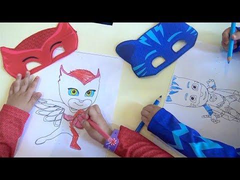 Pijamaskeliler Boyama Crayola Color Wonder Lekesiz Boyama Frozen