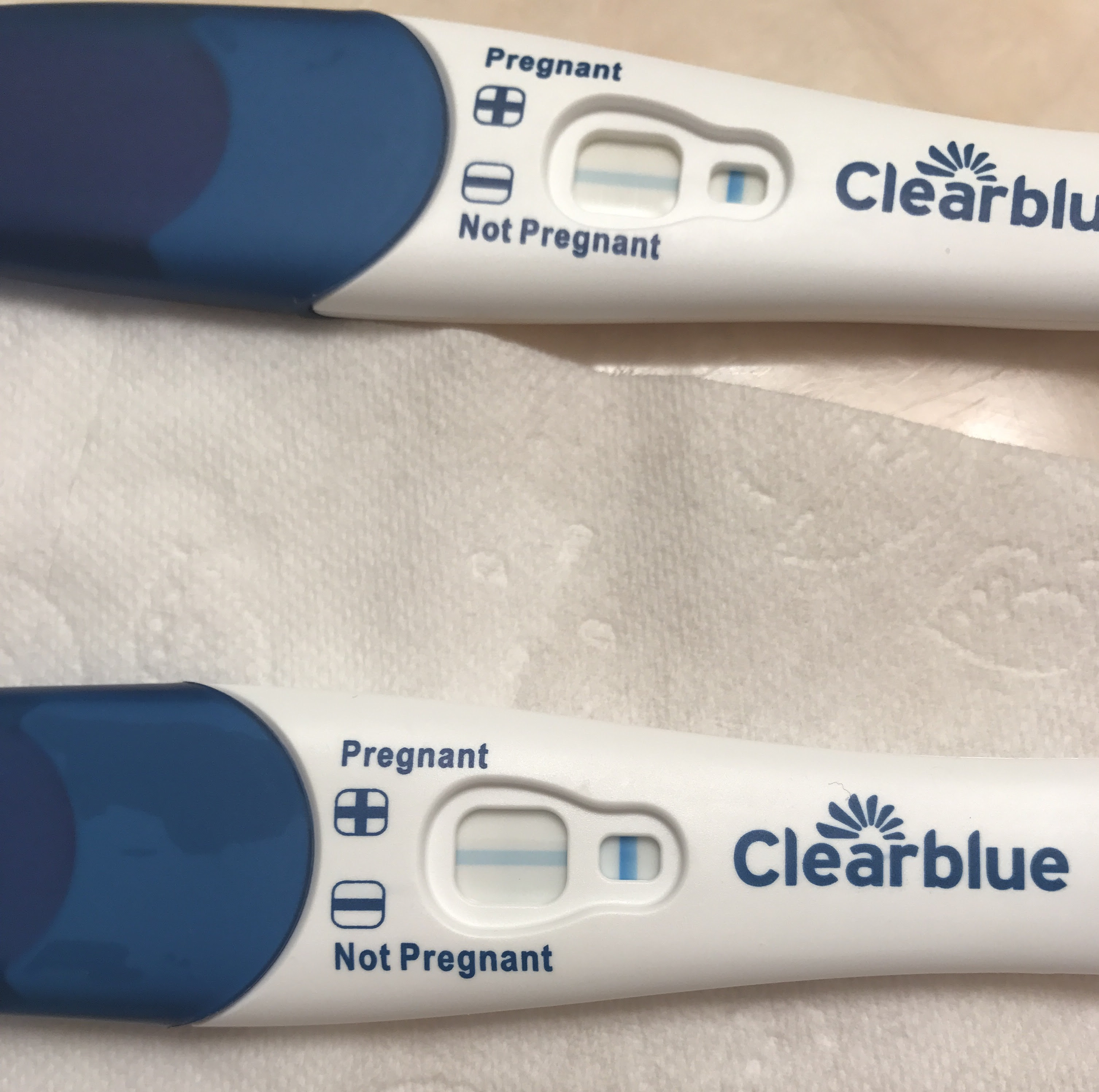 faint positive pregnancy test pictures clear blue