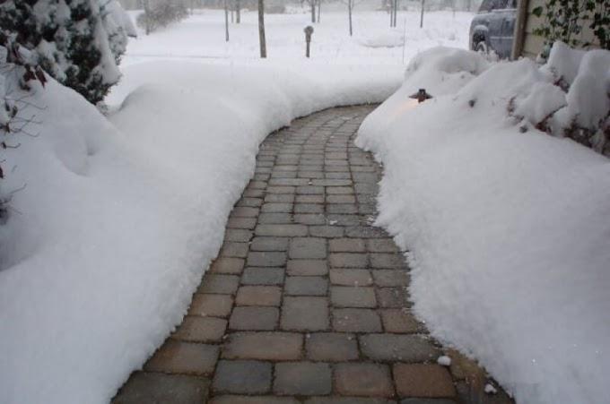 Теплый пол на улице – технология укладки своими руками