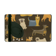 Miscellaneous dogs wallpaper iPad case