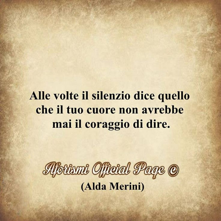 Italian Quotes About Life