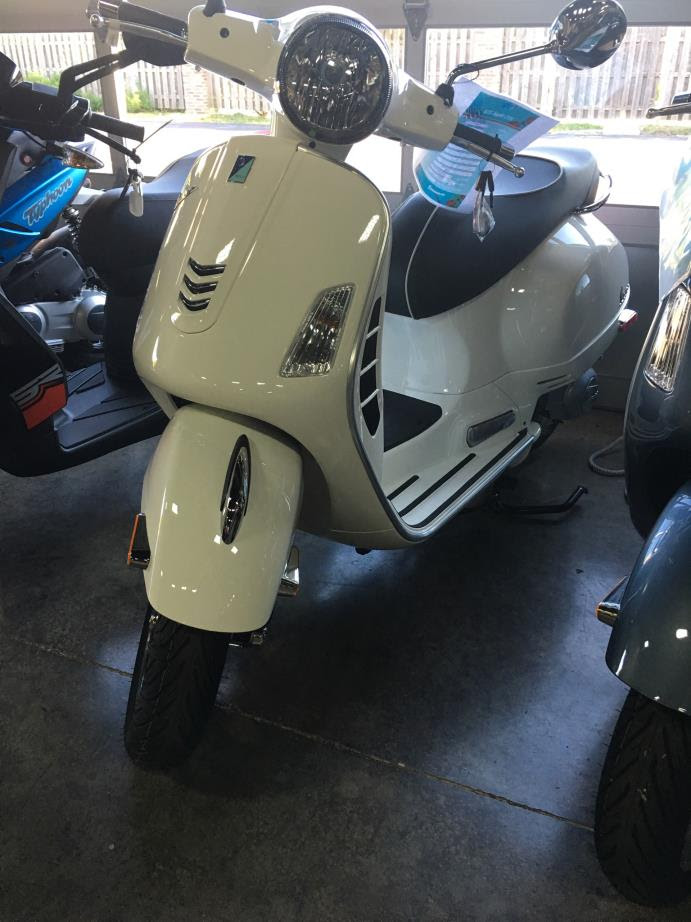 Vespa Gts 300 Super Motorcycles For Sale