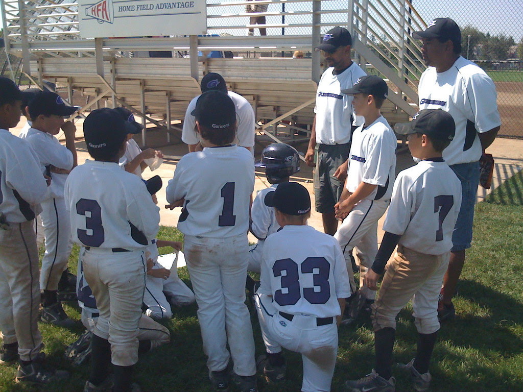 At 2008 Gunners Baseball Tournament #1 Day 2