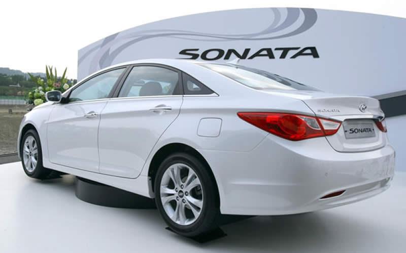 Resultado de imagen para Hyundai sonata llama a revision de vehiculos