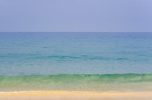 Karon Beach. Perfect Morning.