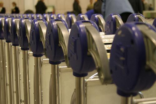 Flickr: Yukon White Light - Luggage carts 5476
