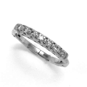 Diamond Wedding Engagement Ring Band 14K 18K & Platinum