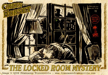 The Locked Room Mystery