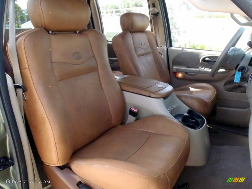 2002 Ford F150 Seat Covers
