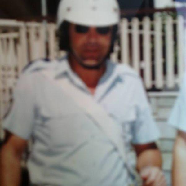 Ο Θωμάς Φασιανός, συνταξιούχος αστυνομικός από τους πιο γνωστούς τροχονόμους!
