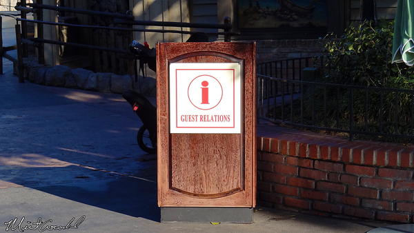 Disneyland Resort, Disneyland, New Orleans Square, Critter Country, Disability Access System, DAS