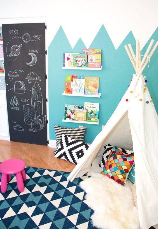 50 KIDS BEDROOM DECOR INSPIRATIONS..... - Godfather Style