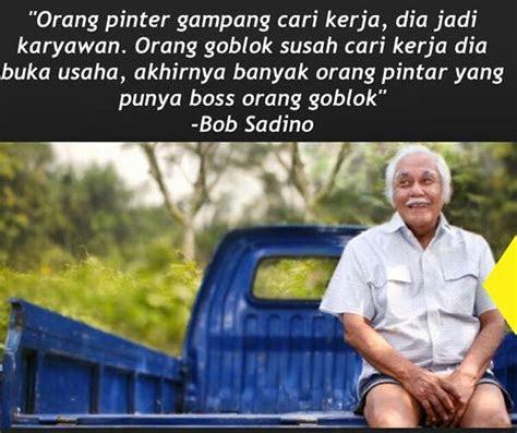 dp bbm kata mutiara  blog ala bob sadino