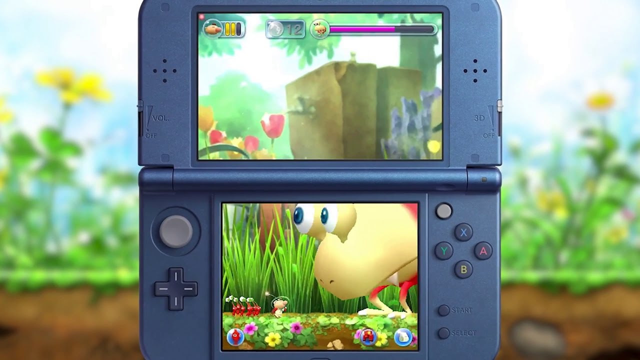 Nintendo Download: Hey! Pikmin screenshot