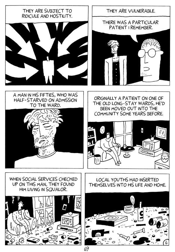 6 schizophrenia