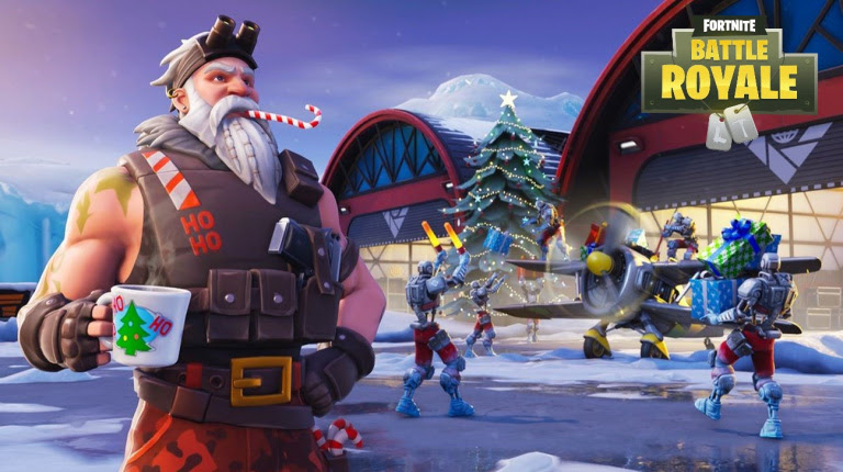 Guide Fortnite Défi Caché Grand Froid Semaine 3