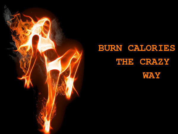 Crazy Ways To Burn Calories Throughout The Day - Boldsky.com