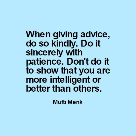 200 Inspirational Beautiful Mufti Menk Quotes With Pictures