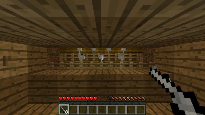 Minecraft Command One Hit Sword - Muat Turun e